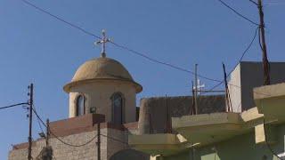 """الاستقرار وتحسن الخدمات """"ضامنان"""" لبقاء مسيحيي العراق في بلدهم…"""