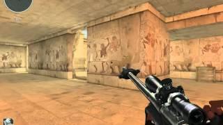 TEST Mod CF ( Cây súng độc quyền nhật bản )
