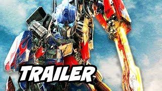 Transformers 5 The Last Knight Trailer Breakdown