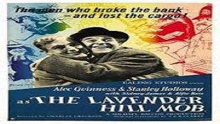 1951 - The Lavender Hill Mob / O Mistério Da Torre