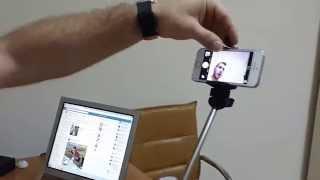 Selfie Setting iPhone ( iphone 6s plus ) | 2015