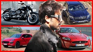 Shahid Kapoor Car and Bike Collection - Bollywood Star Shahid Kapoor * Shahid Khattar Luxurious Cars