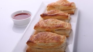 VEGETABLE PUFF - In Hindi