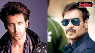 Hrithik Roshan and Ajay Devgn to lock horns at box office