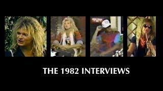 David Lee Roth - The 1982 Interviews