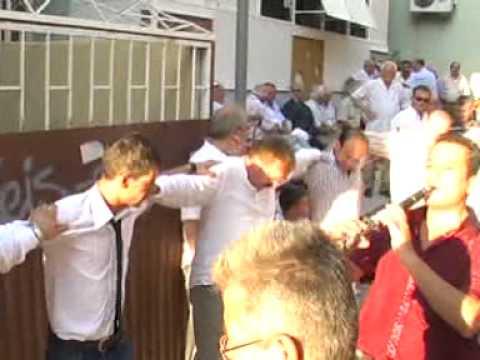 Nergizde Göçmen Düğünü İbrahim Hoca 08.08.2009