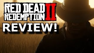 Red Dead Redemption 2 Review! BEST Game of 2018? (Ps4/Xbox One)
