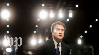 Day two of Brett Kavanaugh's Supreme Court confirmation hearing