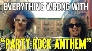 Everything Wrong With LMFAO -