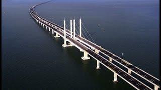 समुद्र पर बने इस पुल को देखकर दंग रह जायेंगे आप...