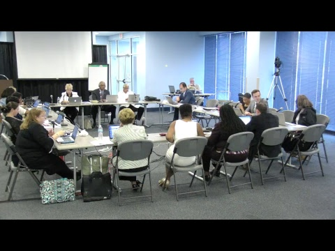 Dayton Board of Education Review Session 9/12/2017