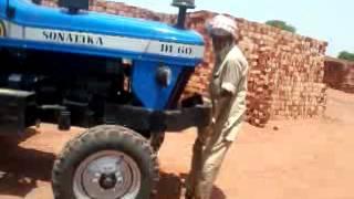 Sonalika tractor 60 india