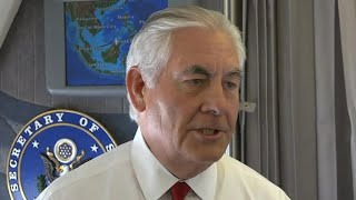 Tillerson: No imminent threat from North Korea