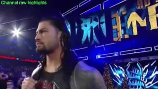 WWE Raw 31 December 2016 Full Show HD   WWE Raw 12 31 16 Full Show