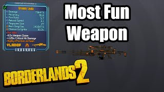 Borderlands 2: Most fun weapon in the game
