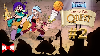 Surely You Quest – Mighty Magiswords Casual RPG - iOS / Android Gameplay Part 2