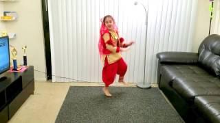 Mannat Punjabi Bhangra Dance - Jatt Mele Aa Gaya | Ranjit Bawa
