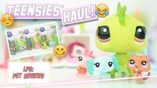 LPS: Teensies Haul - Unboxing + Review!