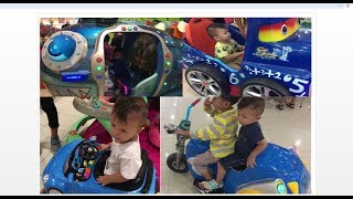 Elvin Learn to Drive Cars | Kids Educational Toys Review