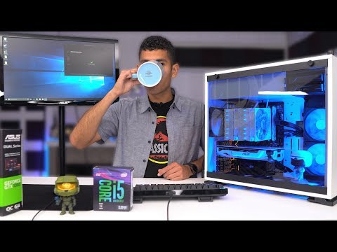 Best 1000 Gaming PC Build Guide GTX 1060 i5 8600K w Benchmarks