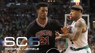 Celtics Miss Opportunity Passing On Jimmy Butler? | SC6 | June 23, 2017
