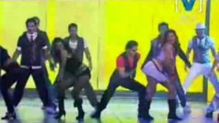 Shahrukh Khan performing Criminal ( From Ra.One)