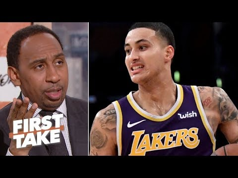 Lakers need to hold on to Kyle Kuzma for dear life Stephen A. Smith First Take
