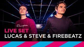 Download Lucas & Steve & Firebeatz (DJ-set LIVE @ ADE)   SLAM!