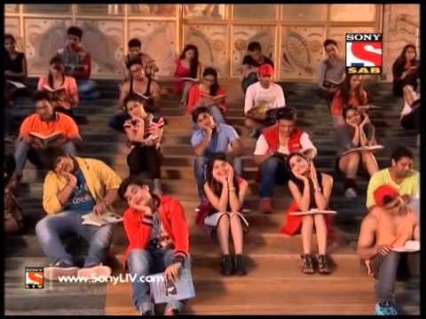 We are in the college Tapu Sena Taarak Mehta Ka Ooltah Chashma