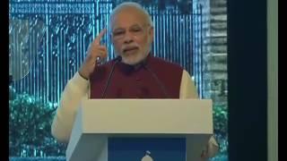 PM Narendra Modi at the inauguration of 2nd Raisina Dialogue 2017 in New Delhi