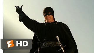 The Legend of Zorro (2005) - Sword Fight on the Bridge Scene (1/10) | Movieclips