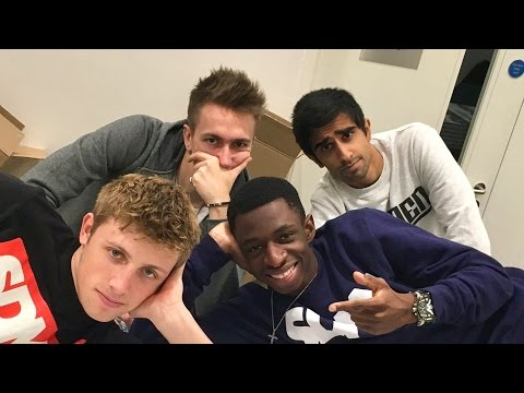 A DAY OUT WITH THE SIDEMEN