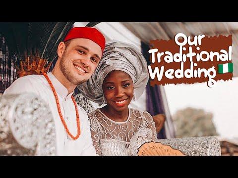 OUR TRADITIONAL AFRICAN WEDDING   AdannaDavid