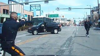 Dash cam. Police Involved Fatal Shooting. Man Shot 45 Times. Atlantic City 3/27/2014.