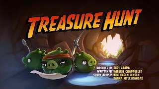 Angry Birds Toons Tamil Dubbed   HD720p   S02 E01   Treasure Hunt