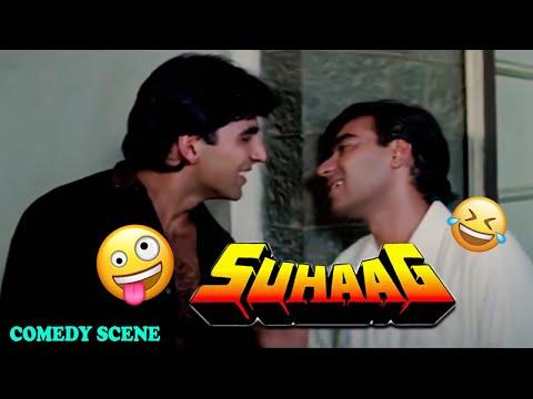 Xxx Mp4 Ajay Devgan Akshay Kumar Comedy Scene Suhaag Hindi Action Movie 3gp Sex