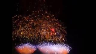 Pesta kembang api termegah 2017