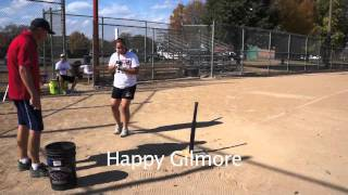 Four Beginner Batting Drills for Fastpitch Softball
