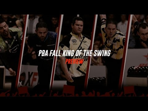 2016 PBA Fall King of the Swing Preview