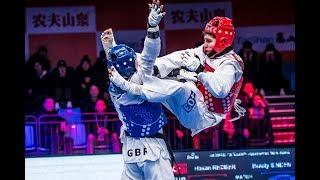 Grand Slam 2018 HIGHLIGHTS II Taekwondo HD Music