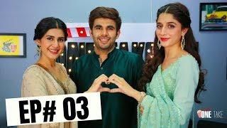 Kubra Khan And Mawra Hocane   Jawani Phir Nahi Ani 2   Eid Special   One Take   Season 2   Episode 3