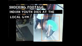 Shocking Footage : Young Nashik Engineer Dies At The Gym.