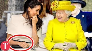 Meghan Markle Pregnant: How The Royal Family Hid Her Pregnancy In Public