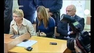 تیموشنکو در زندان معاینه پزشکی شد