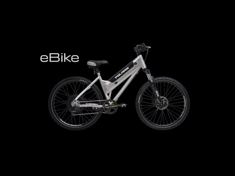Polaris eBikes Technology (full informational video)