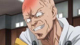 One Punch Man - OVA Review - Bang Who Is Too Overbearing - ワンパンマン