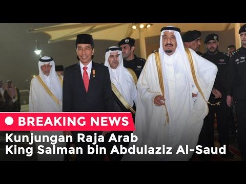 Xxx Mp4 Breaking News Kedatangan Raja Arab King Salman Bin Abdulaziz Al Saud 3gp Sex