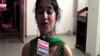 Tanishq telling about her singing