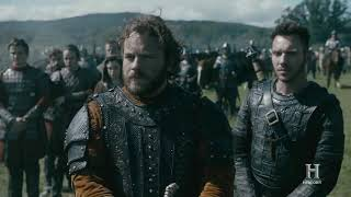Vikings S05E04 - The Saxon's plan on defeating Vikings