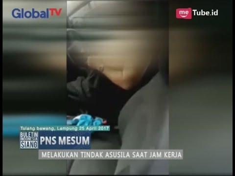 Video Amatir Penggerebekan PNS yang Mesum di Dalam Mobil BIS 26 04
